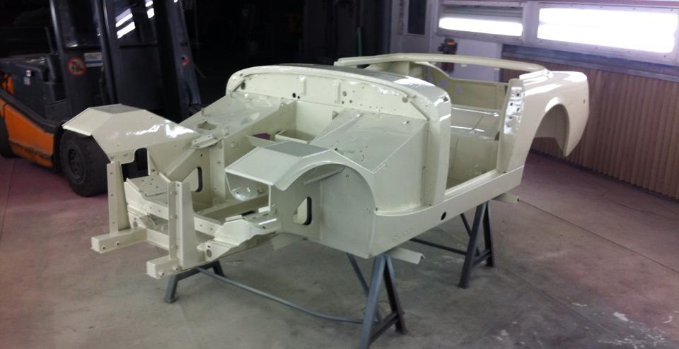 MG Chassis